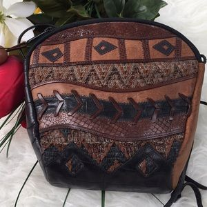 🌺UNIQUE vintage crossbody bag🌺